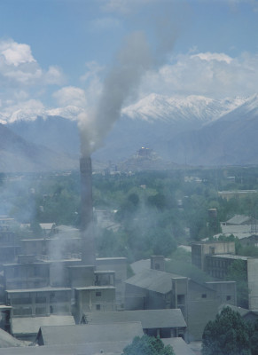 cement factory in tibet